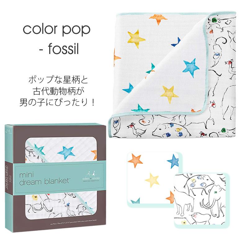 選べる3種類 color pop - fossil