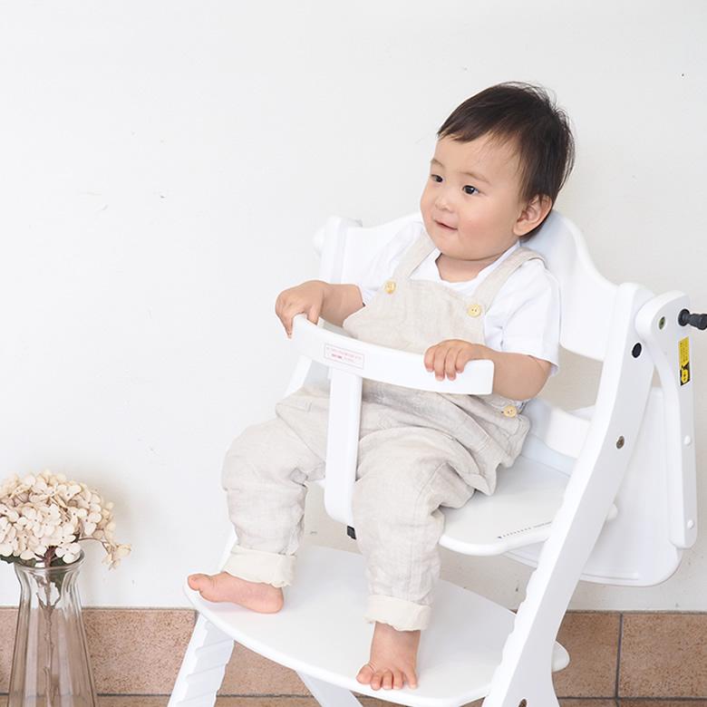 いつも足が届く姿勢で座ることができる