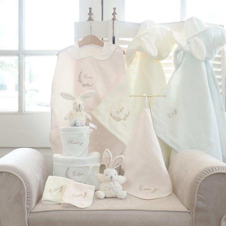 実用的な出産祝いにもおすすめのタオル